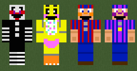 With The Help Of Minecraft Skins You Can Change The Game