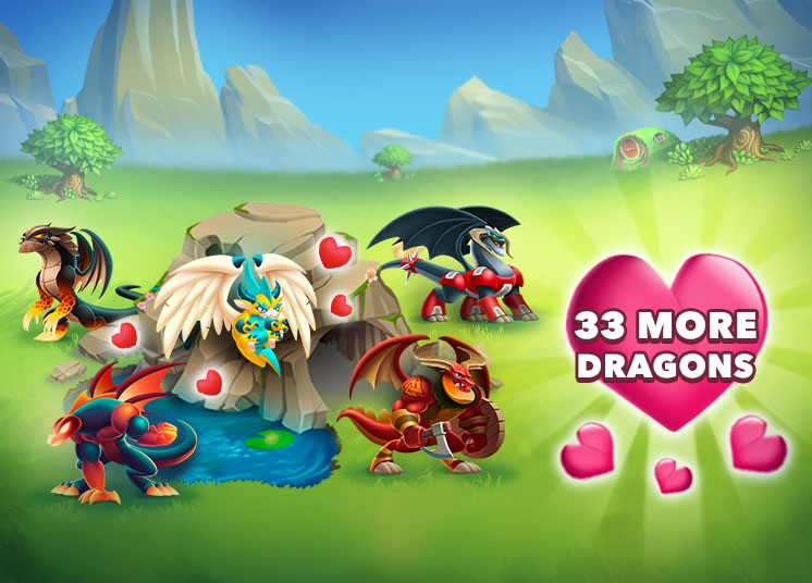 Dragon city play online