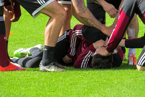 3 Tips To  Recover fast From Sports Injury