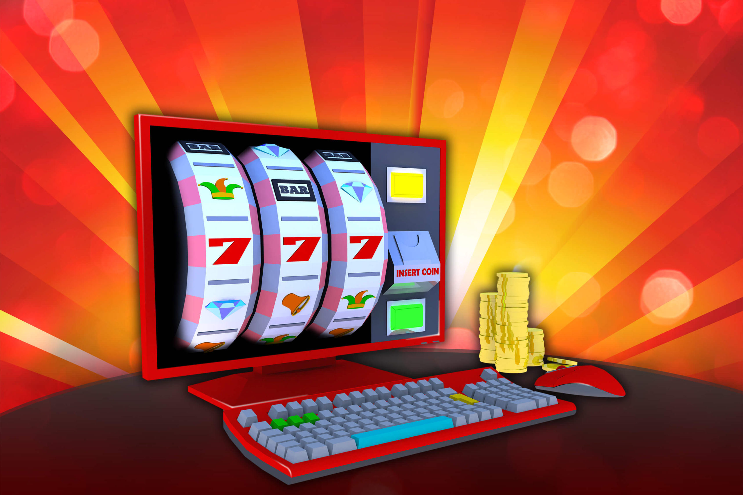 What are the benefits of Online Casino Slot