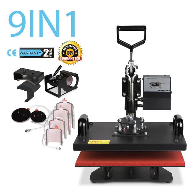 Buying Heat Press Machine Is Valuable Or Not?