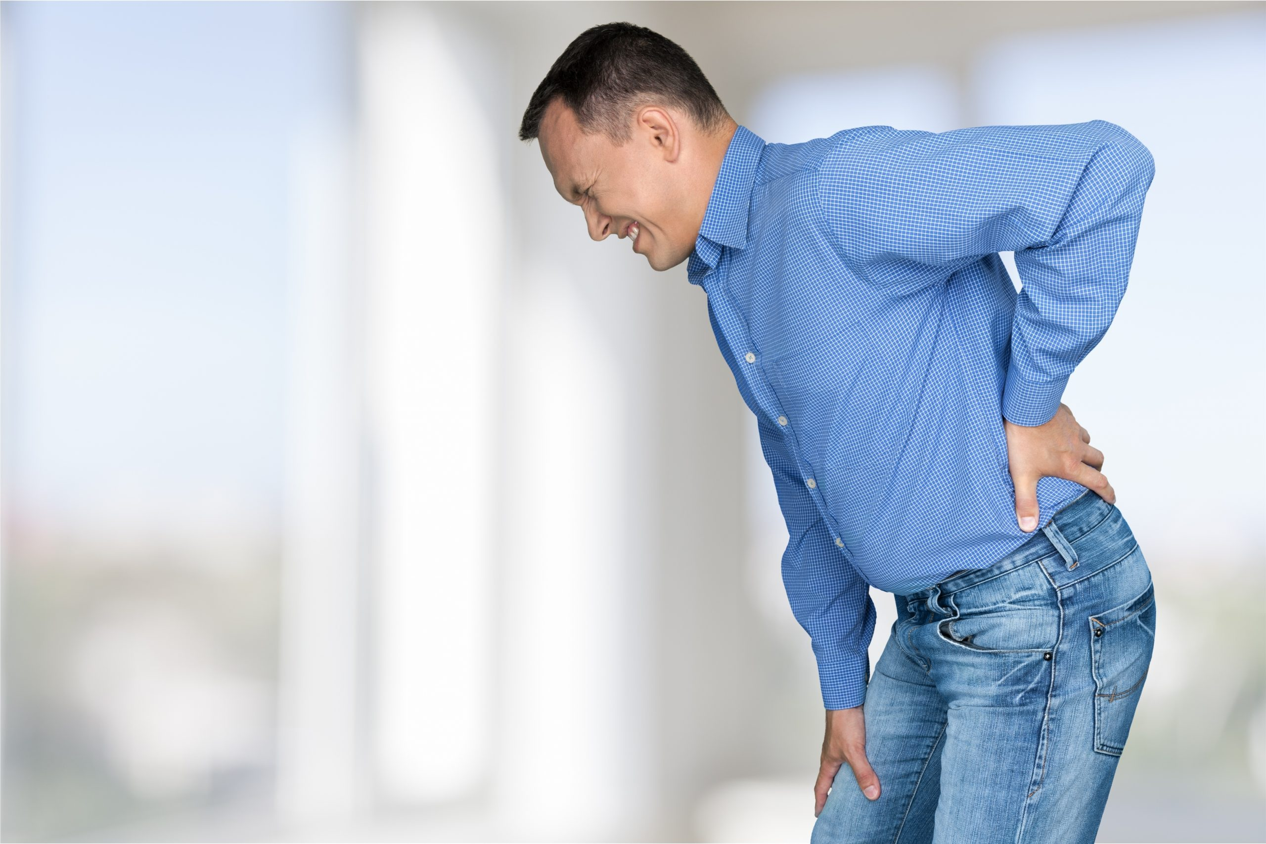A Back Pain Relief Video Shows How To Do Exercises Correctly